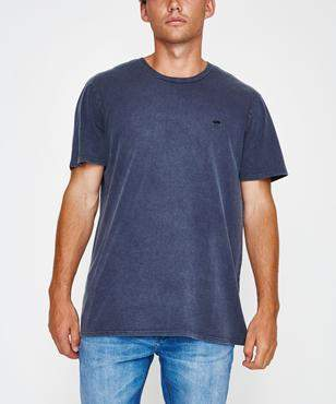 Lee Classic No Brainer T-shirt Night Shadow