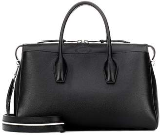 Tod's Medium leather bowler tote