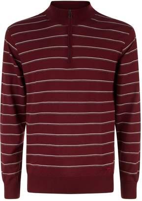 Paul & Shark Lightweight Striped Sweater