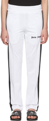 Palm Angels White Core Track Pants