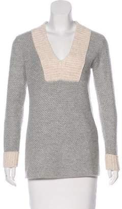 Tory Burch Knit Cashmere Sweater