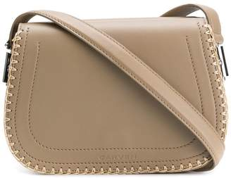 Carven stitched shoulder bag