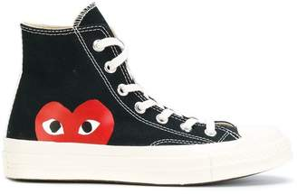 Comme des Garcons Chuck Taylor 70s All Star high-top converse