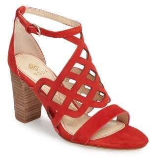 Isola Despina Cutout Ankle Strap Sandal