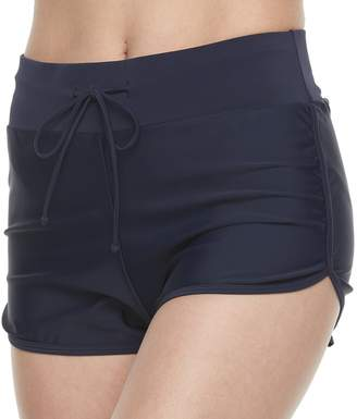 Women's Halitech Solid Swim Shorts
