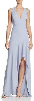 BCBGMAXAZRIA High/Low Gown - 100% Exclusive