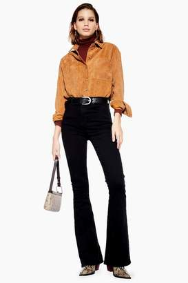 Topshop TALL Jamie Flare Jeans