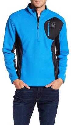 Spyder Bandit Colorblock Half Zip Pullover