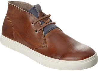 Donald J Pliner Paxton Leather Chukka Sneaker