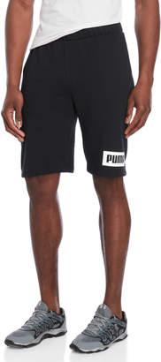 Puma Box Logo Sweat Shorts