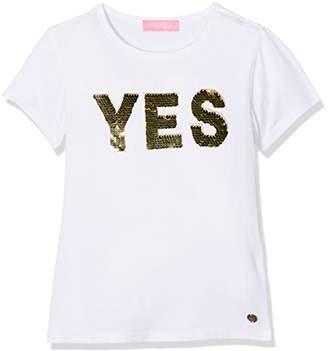 Gaudi' Gaudì Girl's 811JD64048-2100 T-Shirt,140 cm
