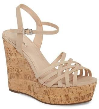 Schutz Louna Platform Wedge Sandal (Women)