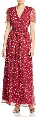 WAYF Rhoda Floral Maxi Dress