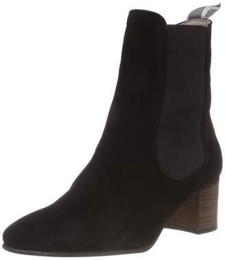 Marc O'Polo Women's Mid Heel Chelsea Ankle Boots (Black 990) 5.5 UK