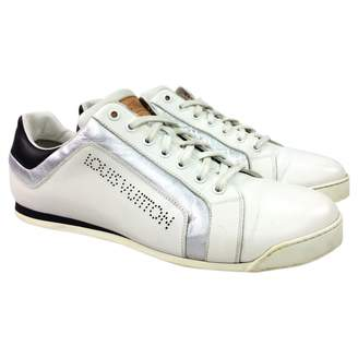 Louis Vuitton Leather low trainers