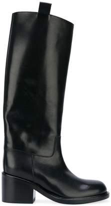 A.F.Vandevorst mid-heel boots