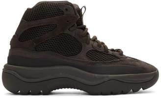 Yeezy Black Desert Boot Sneakers