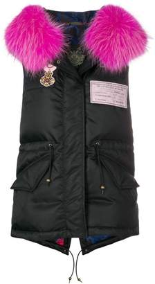 Mr & Mrs Italy padded gilet