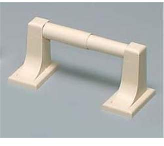 Upgrade 4584W Bath Tissue Holder, White