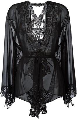 Belle Et Bon Bon Bisoux kimono