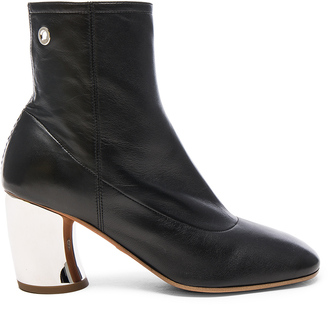 Proenza Schouler Leather Booties $895 thestylecure.com