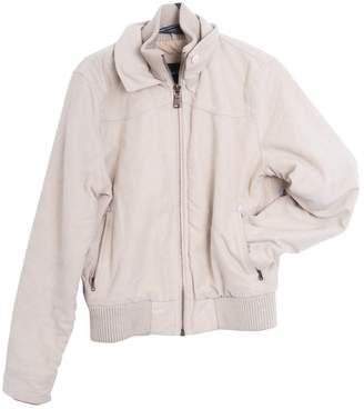 Peak Performance Beige Cotton Jacket for Women