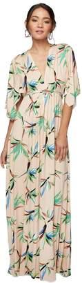 Long Caftan Dress - Paradise