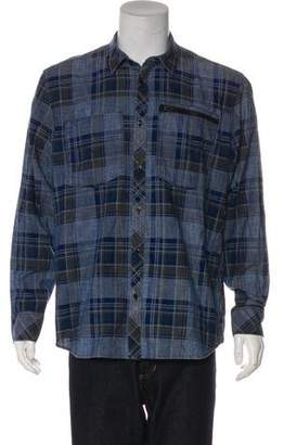 G Star Utility Button-Up Shirt