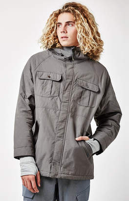 Burton Charcoal Landgrove Snow Jacket