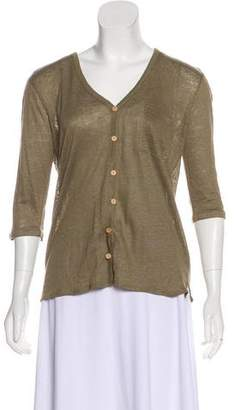 Chaser Linen Lightweight Cardigan w/ Tags