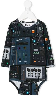 Molo mixer body