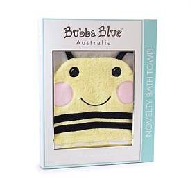 Bubba Blue Bee Beautiful Novelty Towel