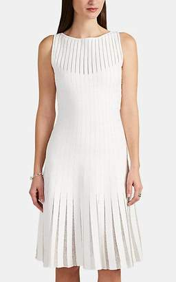 fe7aa4c888a Zac Posen Women s Embellished Compact Knit Dress - White