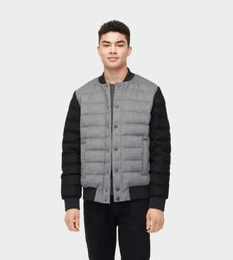 UGG Gavin Wool Bomber Jacket