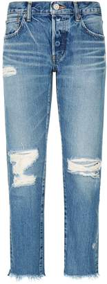 Frederick Moussy Vintage Tapered Jeans