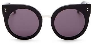 Stella McCartney Cat Eye Sunglasses, 50mm