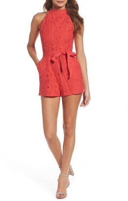 Women's Bb Dakota Sammy Renley Romper $90 thestylecure.com