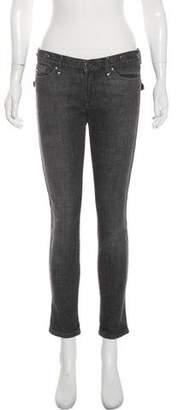 J. Lindeberg Mid-Rise Skinny Jeans