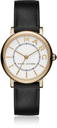 Marc Jacobs Roxy Gold Tone and White Dial Women's Watch