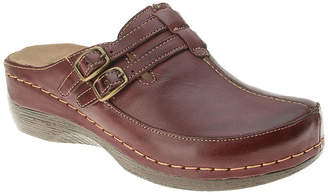 Spring Step Happy Leather Clogs