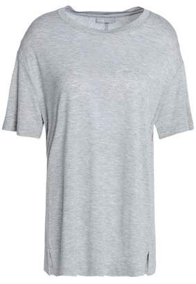 Vince Mélange Stretch-Jersey T-Shirt