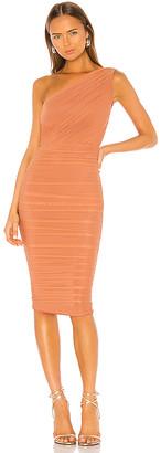 Nookie Inspire One Shoulder Midi Dress