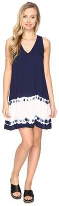 BB Dakota Kaley Ombre Shift Dress Women's Dress