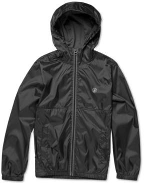Volcom Big Boys Ermont Hooded Windbreaker Jacket