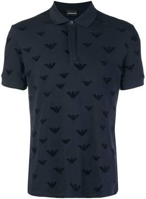 Emporio Armani stretch polo shirt