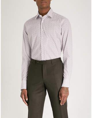 Etro Paisley-pattern regular-fit cotton shirt