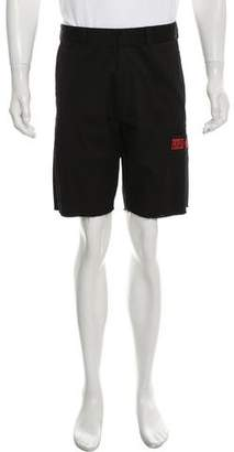 Supreme People Equal Patch Shorts