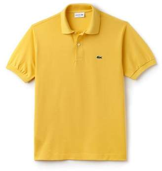 Lacoste CLASSIC FIT POLO in BANANA