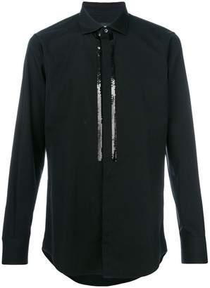 DSQUARED2 sequin embellished shirt