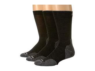 Smartwool PhD Outdoor Light Crew 3-Pack Men's Crew Cut Socks Shoes